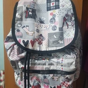 Lesportsac mini backpack